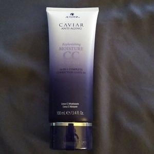 Caviar anti-aging replenishing moisture cream for your hair
